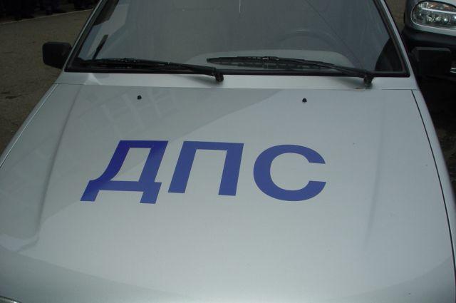 Сотрудники автоинспекции проверяли маршрутные такси.