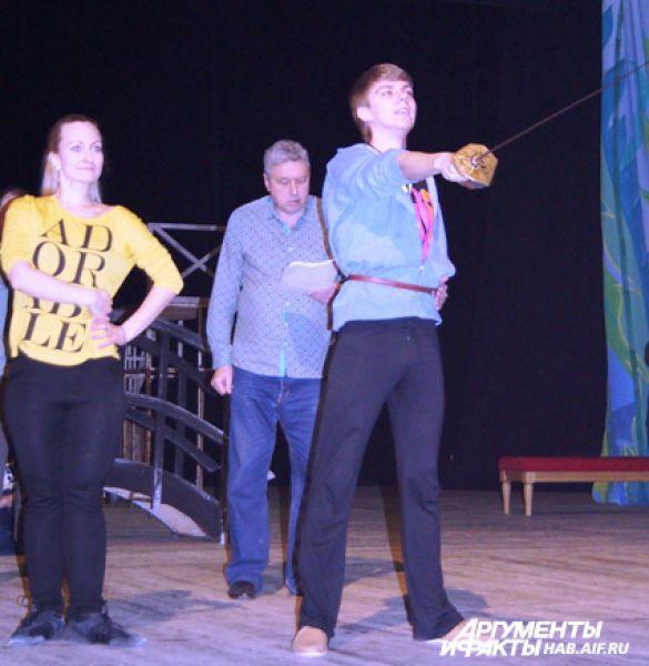 12. Хабаровский зритель впервые увидит постановку 21 марта