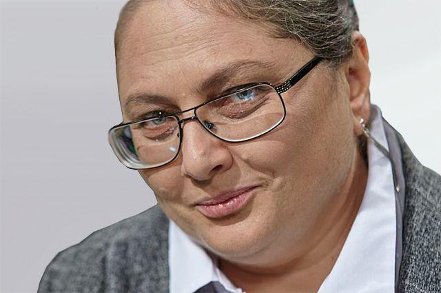 Светлана Боринская.