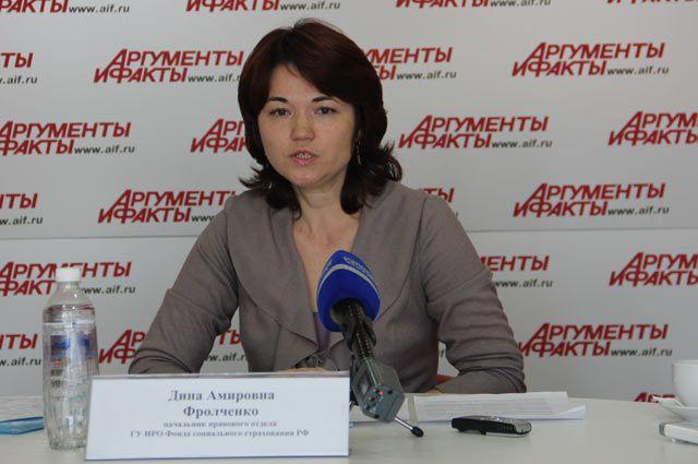 Дина Фролченко