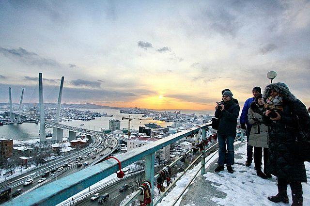 Теперь свысока на Владивосток будут поглядывать сразу два начальника.