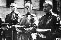 Женские батальоны смерти. Июнь 1917 — ноябрь 1918. В строю. Фото. Лето 1917.