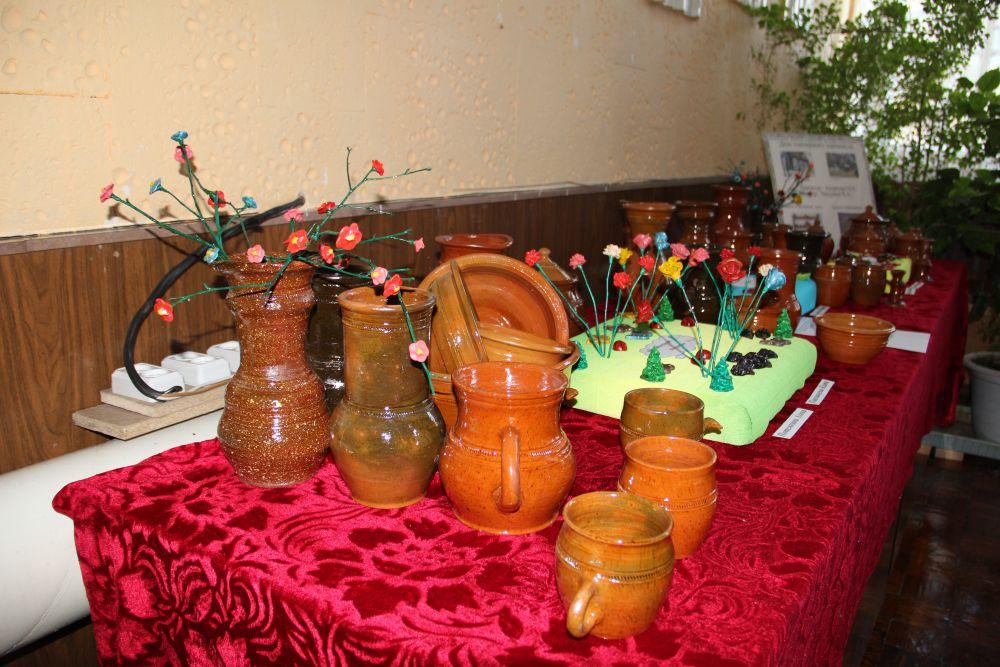 К теме карсунских талантов: глиняные горшки ручной работы