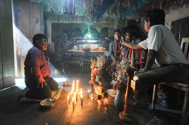 Дать в бубен: шаманы не лечат алкоголиков | Общество | Аргументы и ...