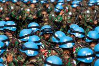 Голубые каски ООН
