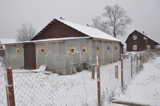 Село Мосейцево.