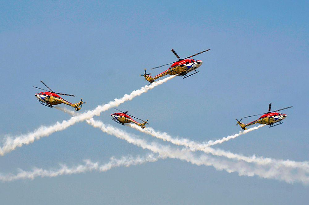 Пилотажная группа Sarang.