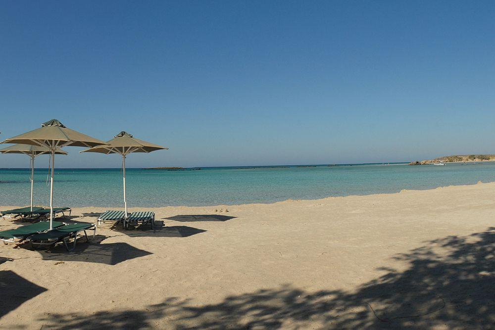 10. Elafonissi Beach, Элафониси, Греция.