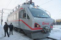 Электрички в Омской области работают в прежнем режиме.