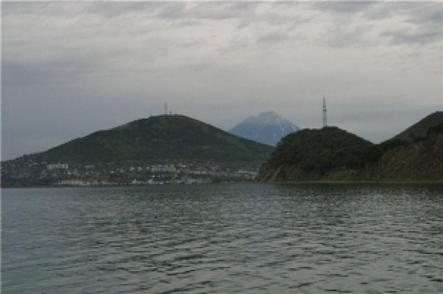 Авачинская бухта.