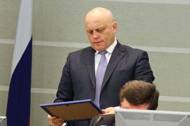 Виктор Назаров встретился с представителями непарламентских партий.