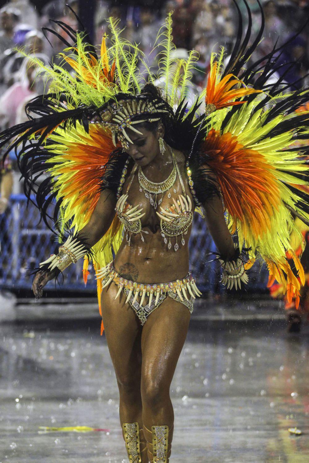 Самые красивые девушки бразильского карнавала 26 фотография