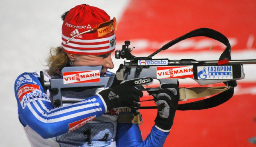 Альбина Ахатова. Олимпийская чемпионка, четырехкратная чемпионка мира