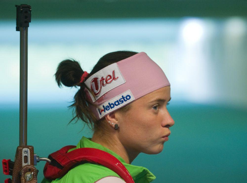 Светлана Слепцова. Олимпийская чемпионка, чемпионка мира в биатлоне