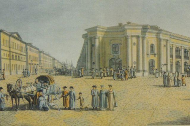 История городского быта Как жили петербуржцы в xviii xix веках  Как жили петербуржцы в xviii xix веках