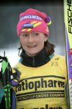 Елена Вяльбе. Трехкратная Олимпийская чемпионка и 14-кратная чемпионка мира в лыжных гонках