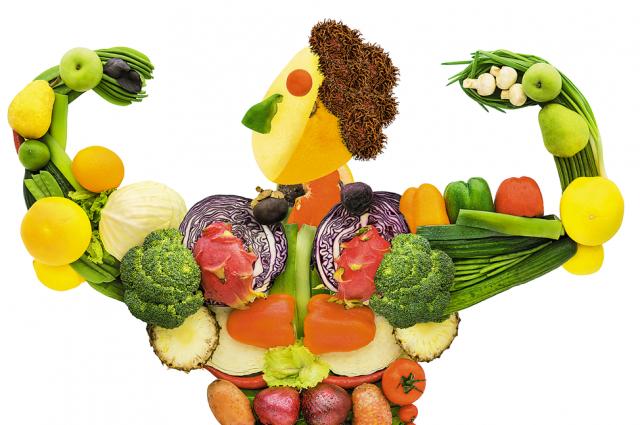Полезная еда. Чем восполнить нехватку витаминов? | ПРО Кухню | Кухня |  Аргументы и Факты