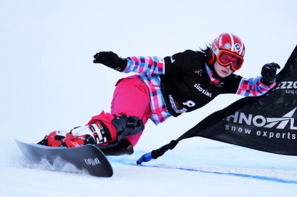 Екатерина Тудегешева. Первая чемпионка мира от России в сноуборде
