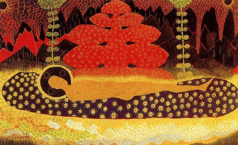 В 1910 году Малевич выставляет свои работы на знаменитейшей и революционнейшей тогда выставке «Бубновый валет».  Уже через два года его картины едут в Мюнхен, а 20 из своих неопримитивистских работ он демонстрирует в Москве на выставке с провокационным названием «Ослиный хвост».