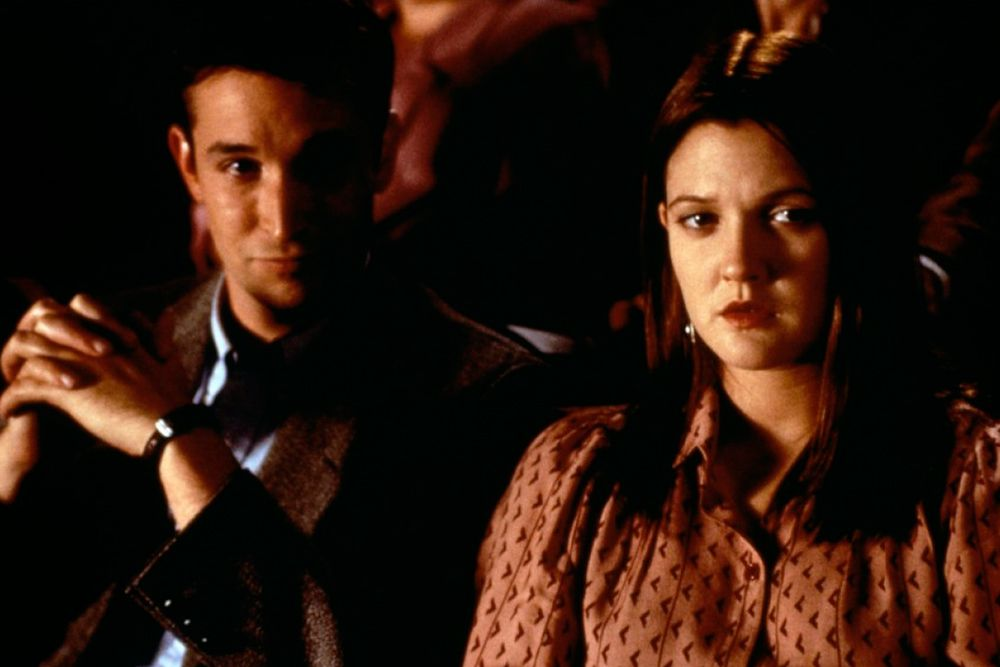 Крёстными родителями Дрю являются режиссёр Стивен Спилберг и актриса Софи Лорен.