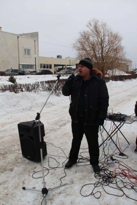 Лауреат множества конкурсов Рустам Якупов