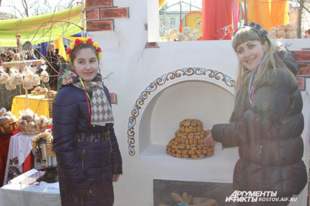 Русская печь для фотосессии пользовалась популярностью у молодых людей.