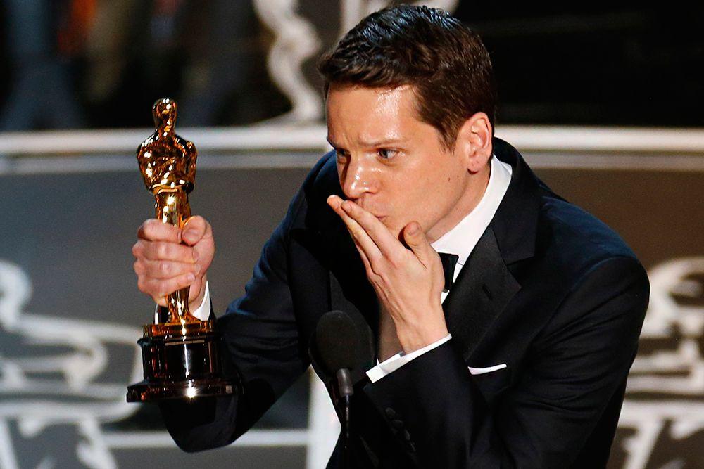 Писатель Грэм Мур получил «Оскар» за лучший адаптированный сценарий к фильму «Игра в имитацию»
