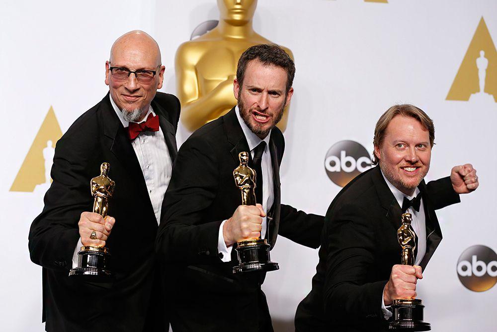 Лучшим анимационным фильмом года признали работу Криса Уильямса и Дона Холла «Город героев».
