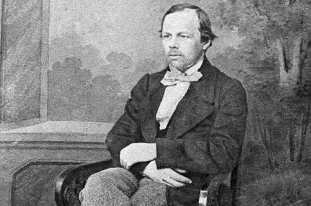 Имя Фёдора Достоевского тесно связано с Омском.