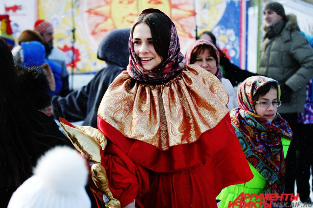 Празднуют Масленицу не только в России, но и за границей.