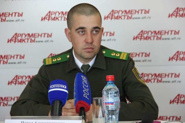 Павел Минченко