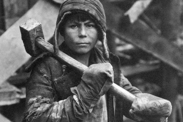 Страшный спутник войны - голод - толкал людей на немслимые поступки.