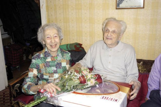 Белла Константиновна и Геннадий Наумович уже 67 лет живут в счастливом браке.