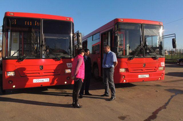 схема движения автобуса №