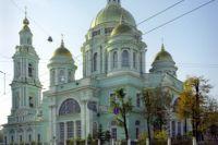 В Богоявленской церкви крестили Сашу Пушкина.
