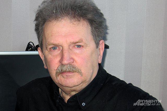 Николай Соколов.