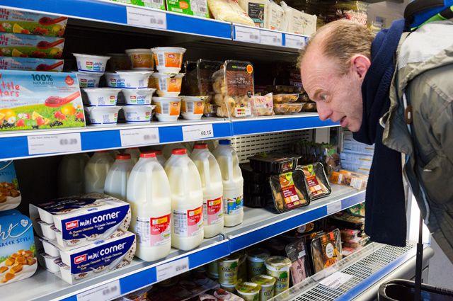 Цены на продукты в омских магазинах будут сдерживать.