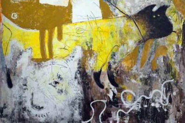 Елена Шумахер выставит свои картины в одной из екатеринбургских галерей