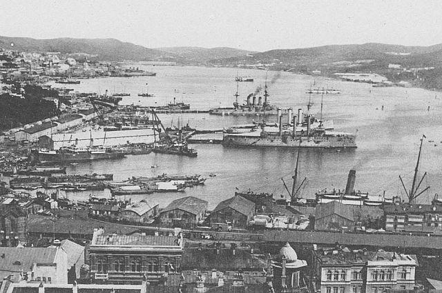 Однажды Владивосток уже был порто-франко.