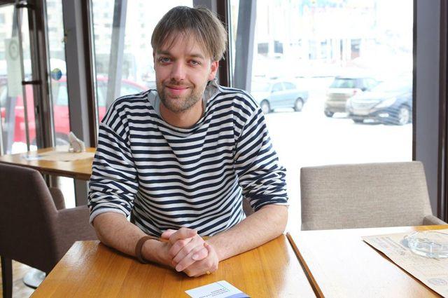 «В России у меня есть друзья более чем в 100 городах!» Голландский журналист Олаф Кунс.