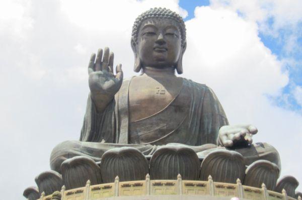 «Большой Будда», Гонконг, Китай.