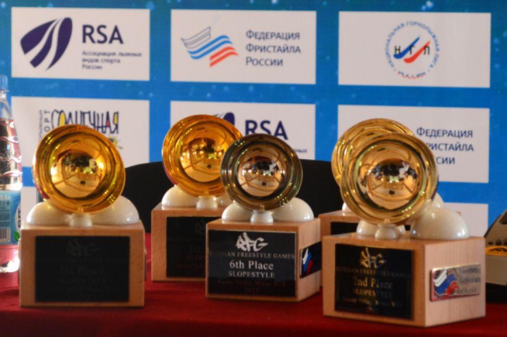 Призовой фонд международных соревнований равен $20 тысячам.