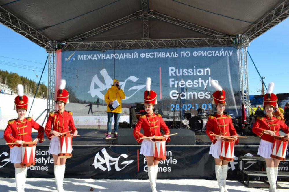 На соревнования съехались порядка 40 спортсменов.