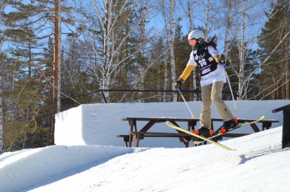 Свои силы в Russian Freestyle Games могли попробовать даже любители фристайла.