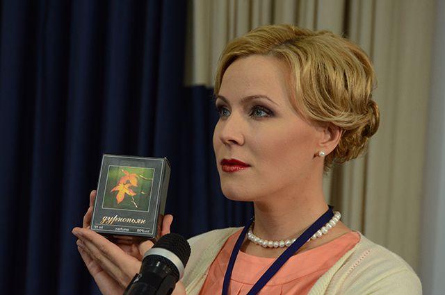 Мария Куликова в сериале «Парфюмерша».