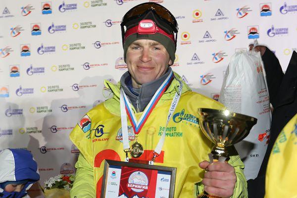 Победитель гонки-пролога - Алексей Ситников.