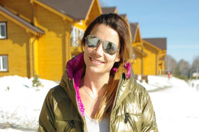 Мириам Ягер.