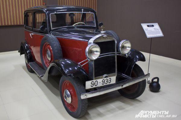 Opel 12 LG 1933 г.в. Выпускался в Германии, 1931 - 1935. Масса 90 кг. Максимальная скорость - 85 км/ч Мощность 23 л.с.