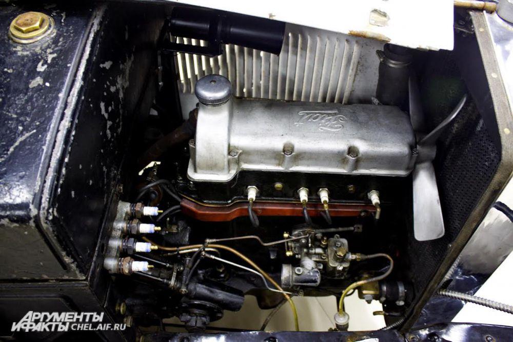 Двигатель Fiat 509