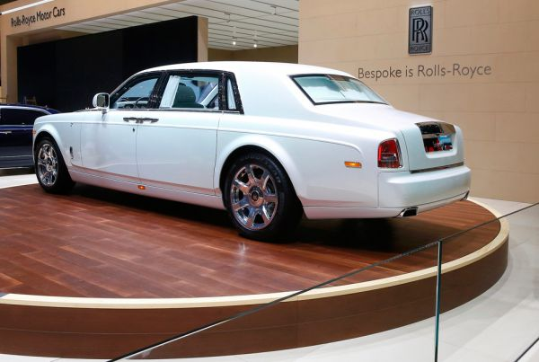 Rolls-Royce Serenity.
